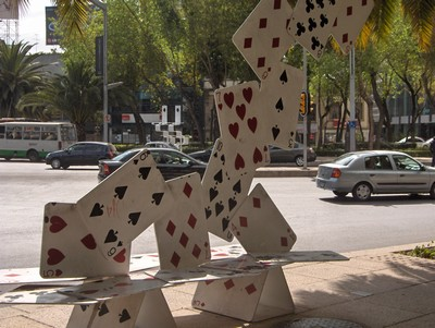 Playful bench